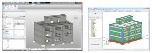 オートデスク『Revit』と日積サーベイ『NCS/HEΛIOΣ』とがデータの直接連携が可能となるアプリ