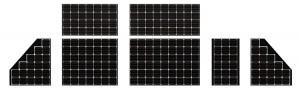 京セラが住宅用太陽光発電システム『RoofleX』を発売
