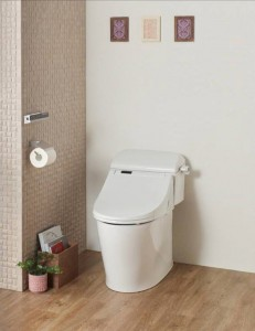 ジャニス工業がクーペスタイルトイレ『UniClean』を発売
