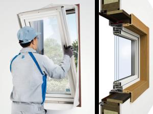 住みながら簡単に最新の樹脂窓に窓リフォームができる『かんたんマドリモ』