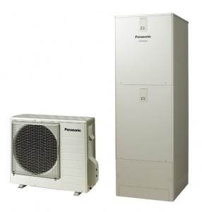 寒冷地向け家庭用自然冷媒(CO2)ヒートポンプ給湯機『エコキュート』