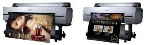 エプソンが大判インクジェットプリンター2機種4モデルを発売