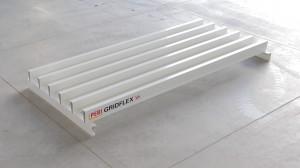 日建リース工業がアルミ製システム型枠『グリッドフレックス』のリース事業を開始