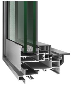 LIXILがビル用高断熱ハイブリッド窓『PRESEA(プレセア)』を発売