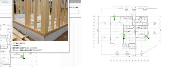 建築現場管理インターネットサービス「Genbaeye」が新機能をリリース