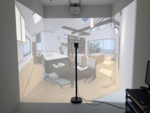 コンピュータシステム研究所が、住宅営業をサポートする『体感型ショールーム』を大阪にオープン