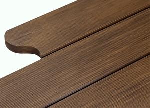 エービーシー商会が無垢材の人工木デッキ『アースデッキRソリッドグレイン』を発売