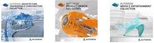 オートデスクがソフトウェアとクラウドサービスの新たなパッケージ『Autodesk Industry Collections』を発売開始