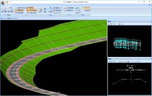 ビッグバンがi-Constructionビューアソフト『Bigvan LandXML Viewer』を発売