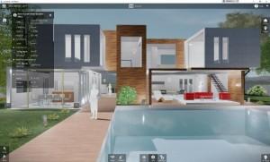 BIMデータから3Dインタラクティブコンテンツを作成するクラウドサービス『Autodesk LIVE』