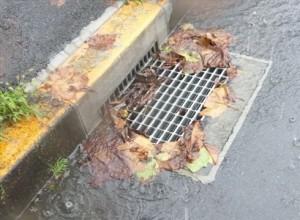 マテラス青梅工業が落葉対策により道路の冠水を回避する『MO式冠水対策縁塊』を発売
