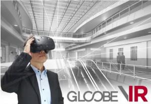VRに対応した新商品バーチャル空間体感システム『GLOOBE VR』発売