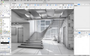 デザイン・設計業務の効率化を実現するCADソフトの新バージョン『Vectorworks2017』発売開始