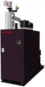 川重冷熱工業が最長15年製品保証の小型貫流ボイラ「WILLHEATシリーズ」を発売