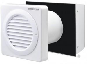 日本スティーベルが1台で熱交換給排気が可能な換気システム「ツインエアーフレッシュLT-50 Eco」を発売