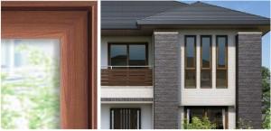 YKK APが高性能樹脂窓「APW330」に『木目仕様』を発売