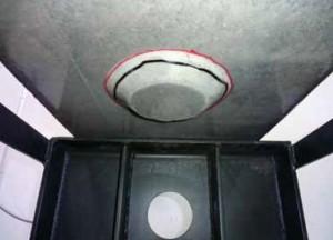 ショーボンド建設がトンネル用コンクリート剥落対策工法「クリアガードワン工法」を発売