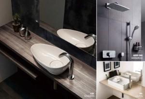 セラトレーディングがイタリアンテイストの手洗い器「C30」「SOFT」「HUNG」を発売