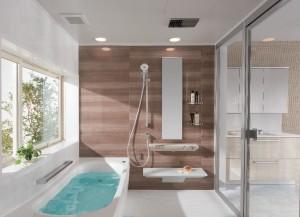 TOTOが戸建向けシステムバスルーム『サザナ』を発売