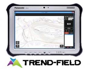 福井コンピュータが建設現場の現場端末システム『TREND-FIELD』を発売