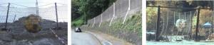 東亜グラウト工業がエネルギーを吸収し落石を捕捉する落石防護柵「リングネット落石防護柵(RXEタイプ)」「TFバリア」「LDB-500」を発売