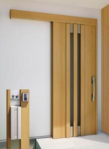 YKKAPが個別防火認定取得の玄関スライディングドア「防火ドアGシリーズ コンコード」を発売