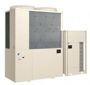 ダイキン工業がガスと電気のハイブリッド空調システム「スマートマルチ」を発売