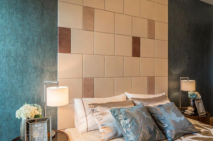 建築本革を使用した内装壁用レザータイル『Coriodeco』発売