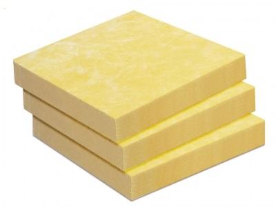 外気に接する床用グラスウールボード『床トップ120』