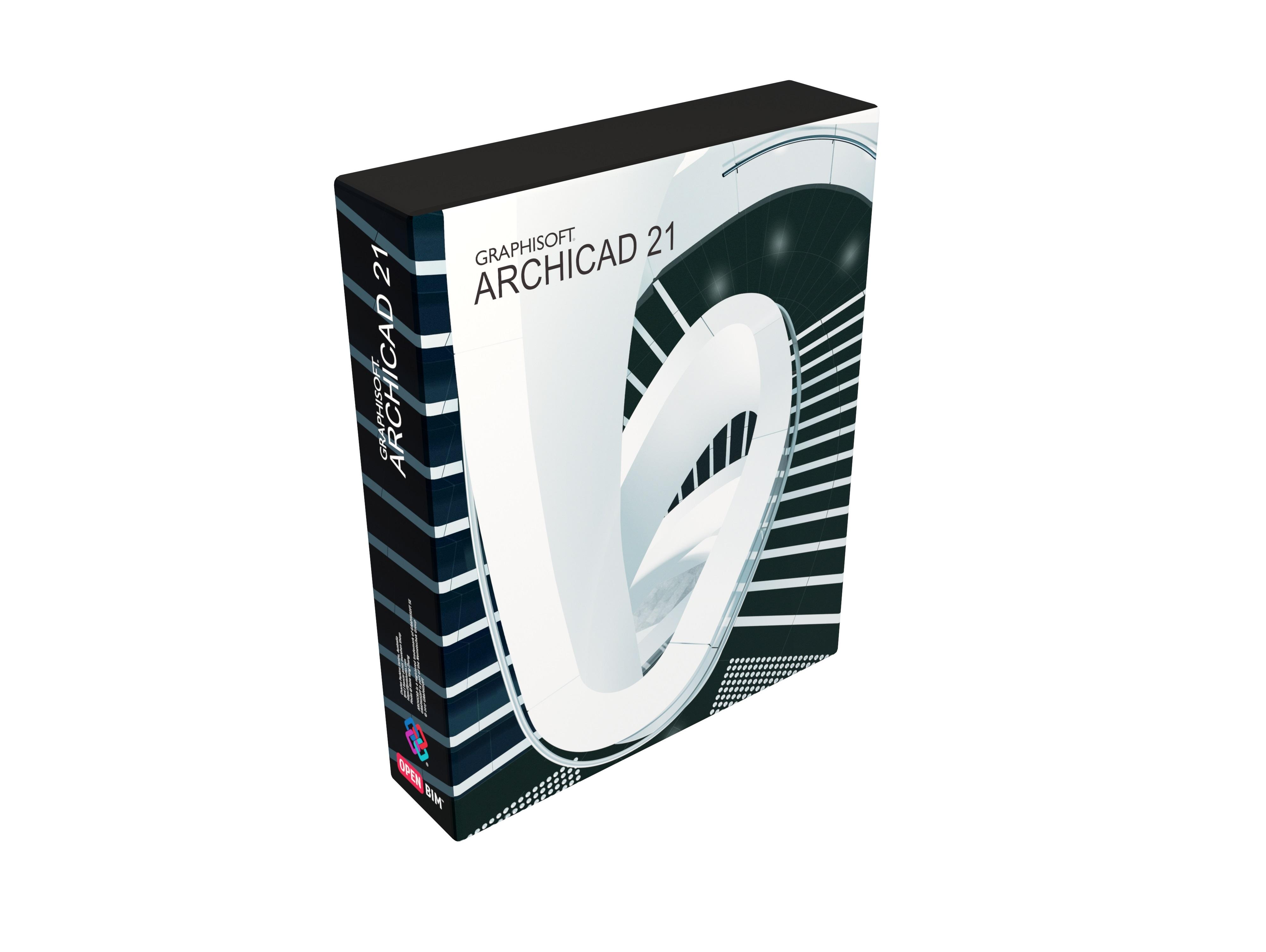 グラフィソフトジャパンが『ARCHICAD21』をリリース
