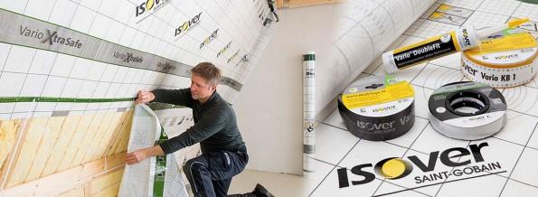 ヨーロッパが選んだ調湿気密システム『イゾベール・バリオ』発売