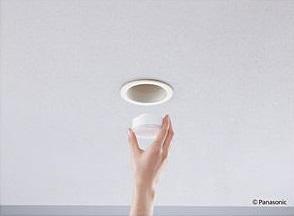 LEDフラットランプ