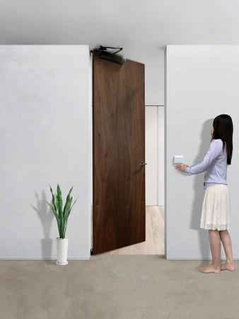 家庭用自動ドア(室内用)
