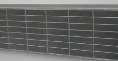 住宅用太陽電池サイディングパネル