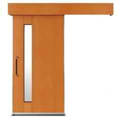 スライド防音ドア