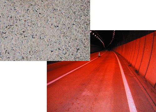 加熱混合用カラー舗装用材 脱色バインダー カラークスSS-R