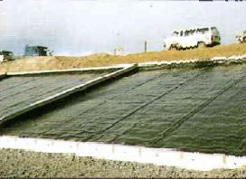 河川用遮水シートA サンジオマットTSG