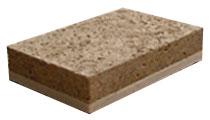 複合板(ロックウール板) モクロックボード
