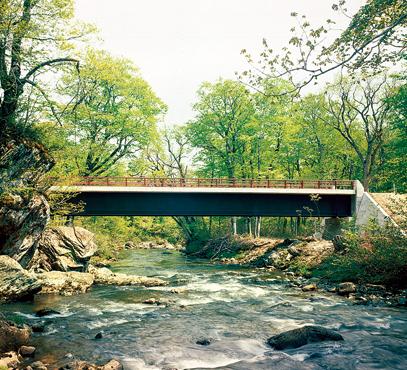 H形鋼橋梁 付属品 排水装置